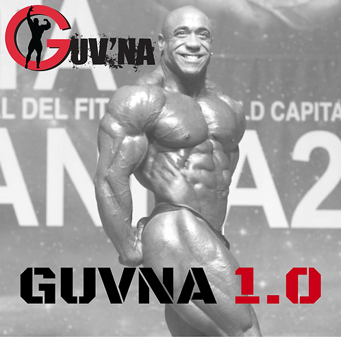 The Guv'na High Intensity Training Program 1.0