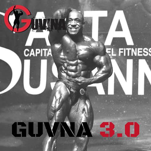 The Guv'na High Intensity Training Program 3.0