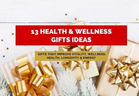 13 Health & Wellness Gift Ideas