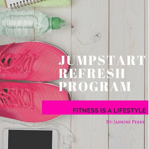 4 Week Refresh Jump Start Program