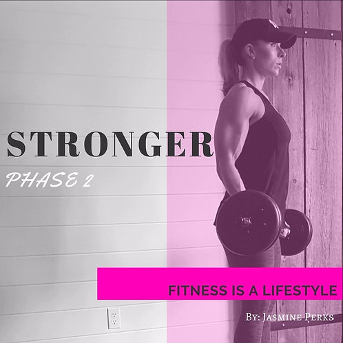Stronger - Phase 2 - Refresh Jump Start Program (Training Only)