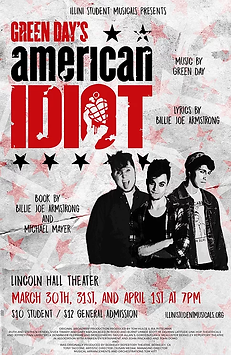 ISM American Idiot Poster.webp