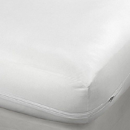 Mattress Cover PrimaCare™ Economy 60 X 80 Inch Vinyl For Queen Size Mattress
