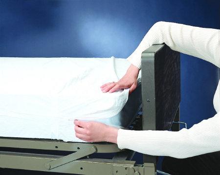 Mattress Cover Graham-Field 36 X 80 X 6 Inch PVC Plastic For Twin Size Mattre