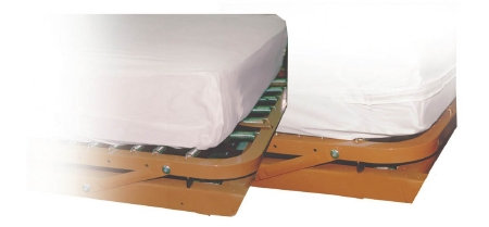 Mattress Cover Drive 42 X 80 X 6 Inch Vinyl For Mattresses Up to 42 Inches