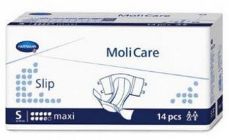 Adult Incontinent Brief Molicare® Super Plus Tab Closure Disposable