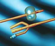 Foley Catheter Bardex® Lubricath® 3-Way Standard Tip 5 cc Balloon Hydrophilic