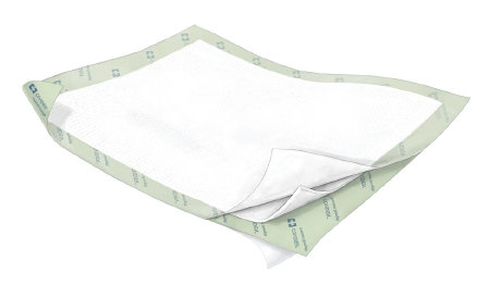 Underpad Wings™ Quilted Disposable Polymer Heavy Absorbency