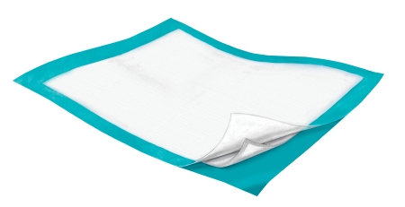Underpad Wings™ Ultra Disposable Polymer-Impregnated Tissue Heavy Absorbency