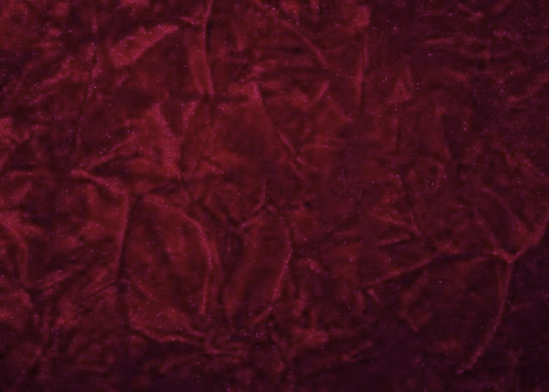 Crush Burgundy Fabric