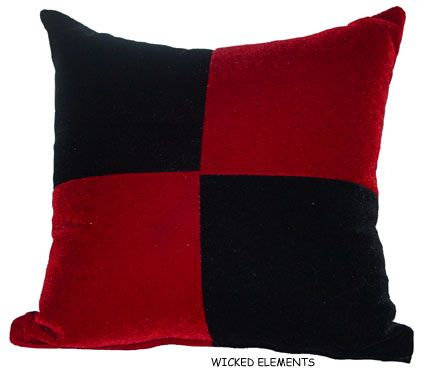 Custom Pillow, Checkered, Large