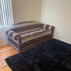 Leopard Funky Sofa