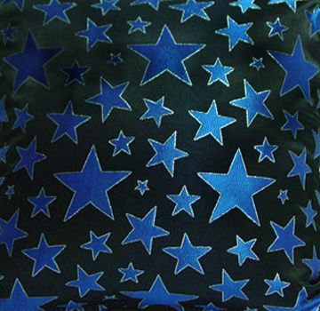 Blue Star Upholstery Fabric