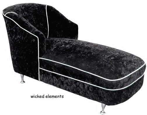 vixen chaise lounge