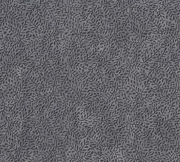 graphite vine fabric