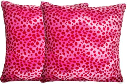 Red Dots Pillow Set (large)