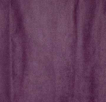 Fabric, Microfiber Suede, Aubergine, By The Yard