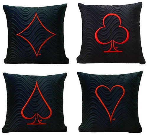 Players Pillow Set