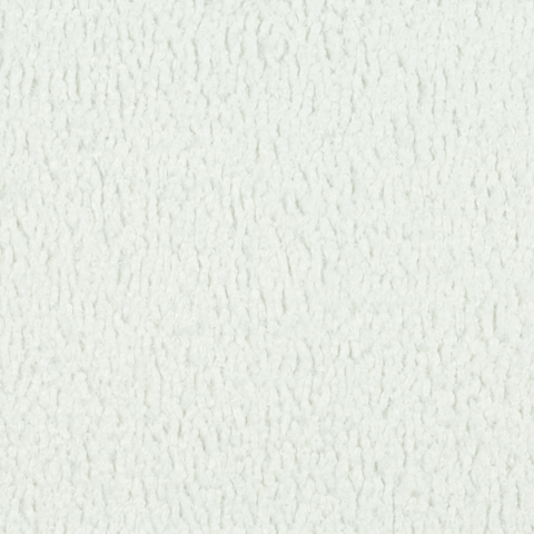 White Sheepskin Fabric