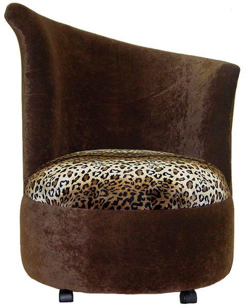 Leopard Chair