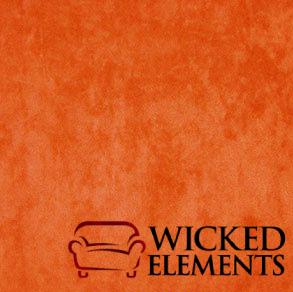 Wicked Orange Fabric