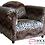 Custom Leopard Chair