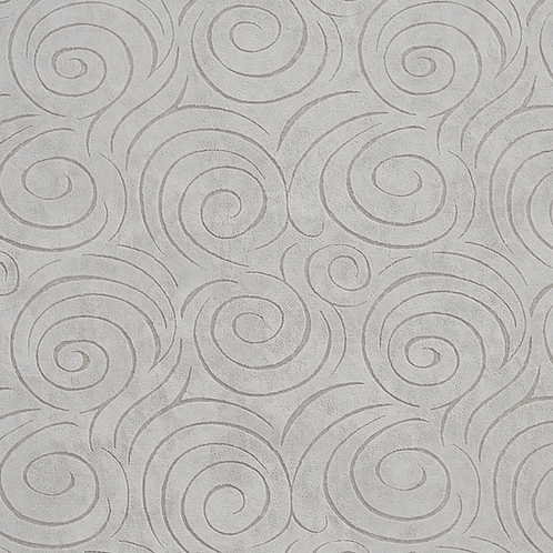 platinum grey swirl fabric