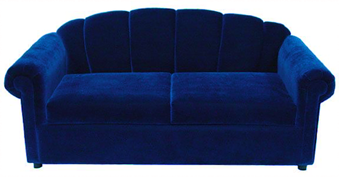 Fantastic Flair Back Sleeper Twin Size Sofa Bed Wickedelements Com Pabps2019 Chair Design Images Pabps2019Com
