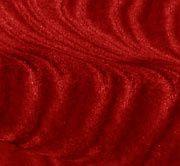 Red Swirl Upholstery Fabric