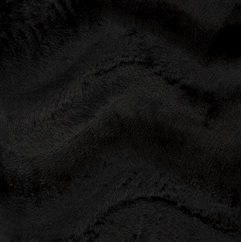 Black Wavy Fabric