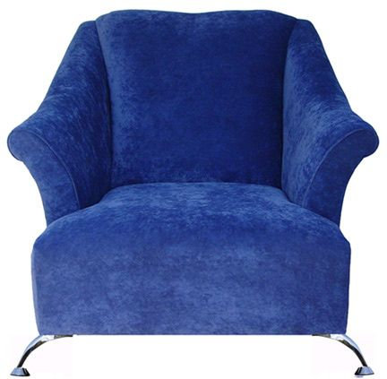 Blue Custom Cosmo Chair