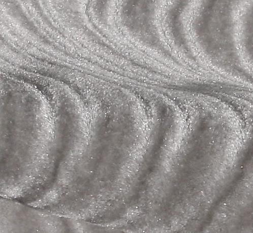 Swirl Silver Fabric