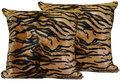 Tiger Pillows