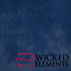 Wicked Blue Fabric