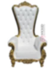 Queen Throne Chair