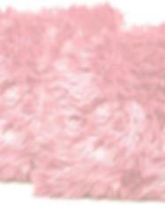 Pink Fur Pillows