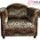 Funky Leopard Chair