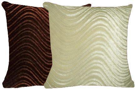 Chocolate & Cream Pillow Set