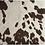 Thumbnail: Cowhide (faux) Ottoman