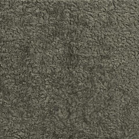 Grey Sheep Skin Fabric