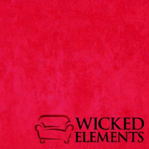 Lipstick Red Fabric