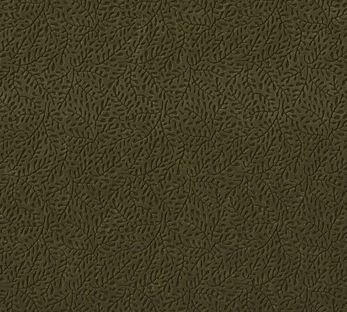 green vine fabric