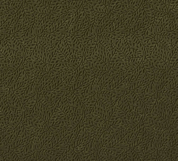 green vine fabric