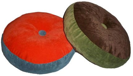 Button Pillow Set