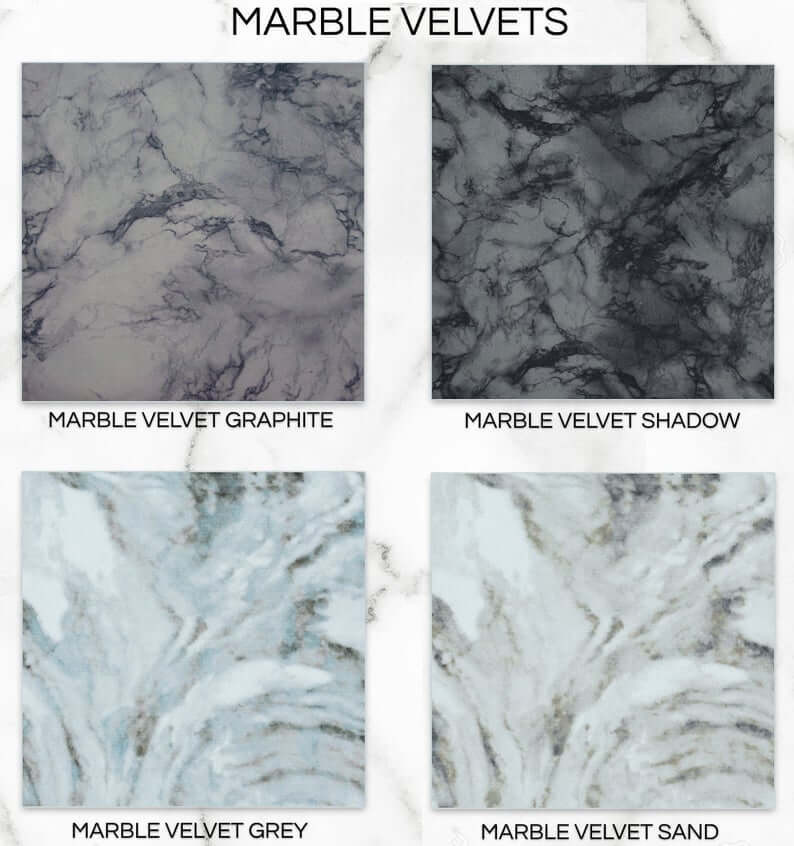 Marble Velvet Collection