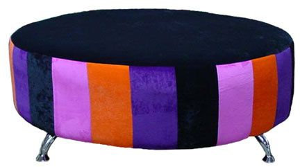 Multi Color Round Centerpiece