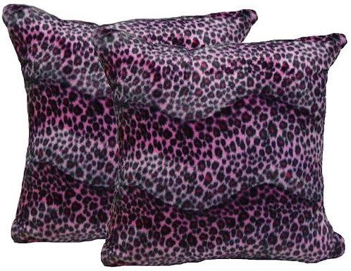 Pink Cheetah Pillows