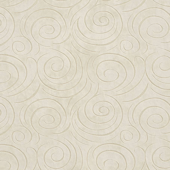 ivory swirl fabric