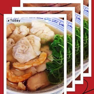SW001 黃金松茸餃(素) $58