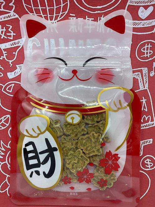 LPL023 錦上添花 - 西蘭花雞肉亞麻籽曲奇(一包12塊)